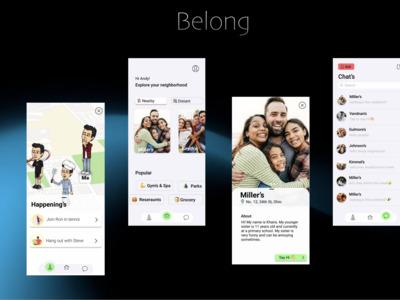 belong app makes people fee...