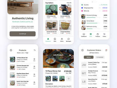 The Authentic Living App le...