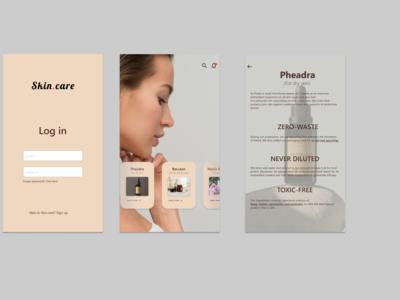 Minimal design with simple ...