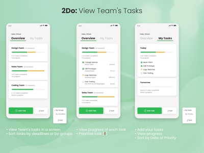 2Do helps you to view real-...