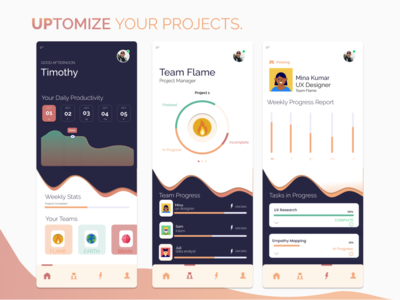 UPtomize! A project manager...