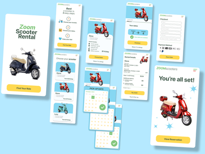 I researched electric scoot...