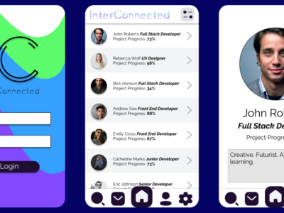 InterConnected is a social ...
