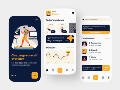 FitGoals - A simple app to ...