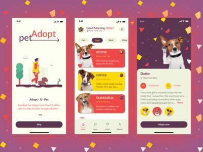 PetAdopt is a pet adoption ...