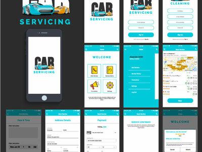 Car Servicing facilitates o...