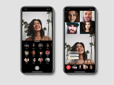 Video calling app to connec...
