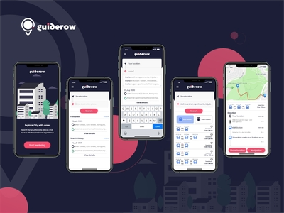 Guiderow - The User friendl...