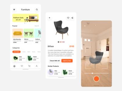 Furniture App lets you purc...