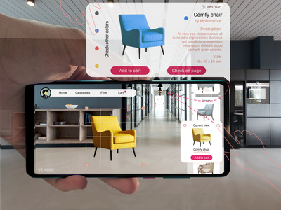 Check with VR Shopping App ...