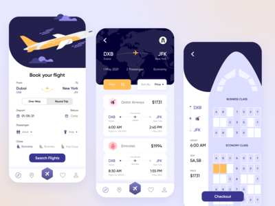 An app that lets you choose...