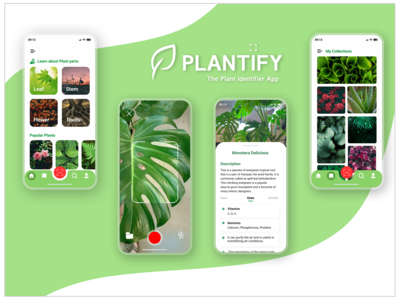 Use Plantify App to Learn m...