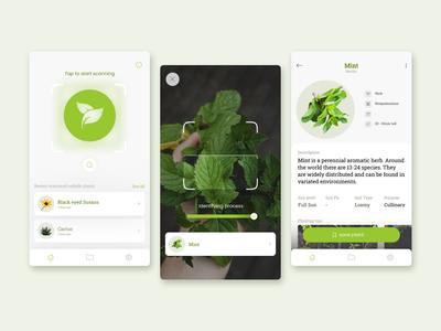 Scanning Plant App