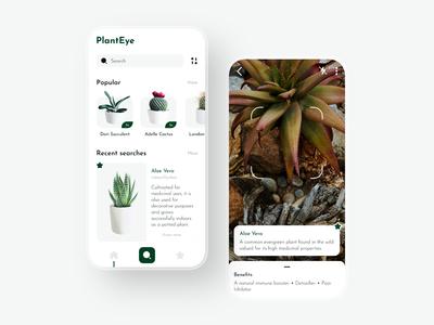PlantEye - A simple, minima...