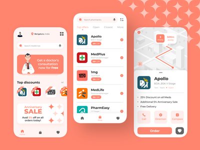 PharmaBud - A minimal app t...
