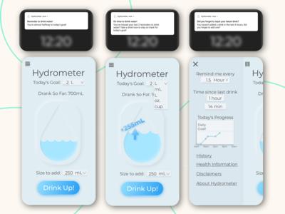 Hydrometer: An app that tri...