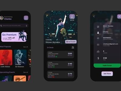 Tikswap is an app for buyin...