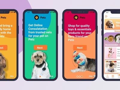 Petz app provides a platfor...