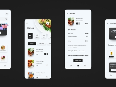 Moheats is a restaurant app...